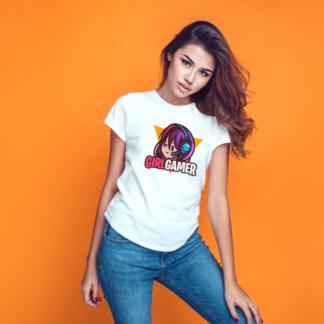 Gamer Girl póló